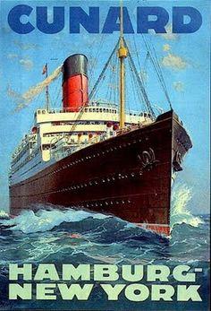 etiqueta publicidad vintage barcos                                                                                                                                                      Más