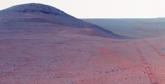 Mars rover sends home spectacular panorama