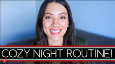 Get Ready With Me   De-Stress Night Routine   Michelle from Millennial Moms