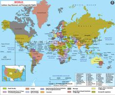 LGBT rights by country and global LGBT rights