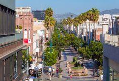Downtown Santa Monica