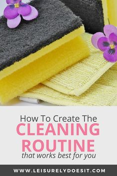 Whether it's daily, weekly or monthly, a home cleaning schedule helps you keep track of things to do to maintain a tidy house. Here are some free printable checklists to use for your cleaning routine. Household Cleaning Schedule, Cleaning Schedule Printable, Spring Cleaning Checklist, Speed Cleaning, Weekly Cleaning, House Cleaning Tips, Cleaning Hacks, Cleaning Schedules, Cleaning Routines