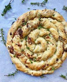 Ingredients for a Beautiful Life!Eat: Blue Cheese, Walnut and Thyme Pull Apart Puff Pastry Twirl Appetizer Dips, Appetizers For Party, Appetizer Recipes, Puff Pastry Recipes, Savoury Baking, Blue Cheese, Appetisers, Cooking Recipes, Bread Recipes