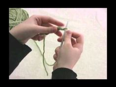 Learn to knit -- quick tips from @Brittany Prater Brand :)