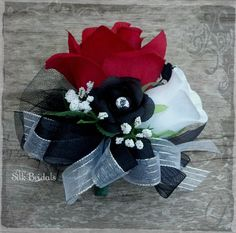 Corsage for all sisters attending, but in Phi Beta Chi colors of course!