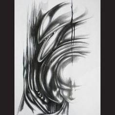 Alina Varzaru Pencil drawing abstract trust  Drawing Pencil