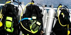 Five Tips for Buying Your First Set of Dive Gear #scubadivingequipment