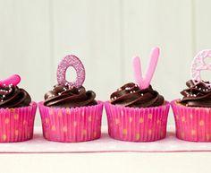 RICETTE SAN VALENTINO – DOLCI – Cupcakes di San Valentino