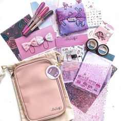 Shipping Status, Pen Collection, Ring Binder, Happy Planner, Coin Purse, Kit, Organizations, Pens, Advent Calendar