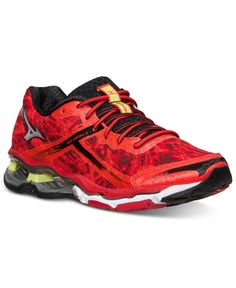 60ec8bf1d5797 Mizuno Men s Wave Creation 15 Running Sneakers from Finish Line   Reviews -  Finish Line Athletic Shoes - Men - Macy s