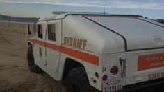 San Luis Obispo Sheriff Search and Rescue Team has a new unit ... a Slantback Humvee!