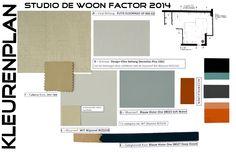 Voor deze #woonkamer heeft studio de WOON FACTOR een kleurenplan ontwikkeld. Dit pallet is ontstaan naar aanleiding van het #moodboard. www.studiodewoonfactor/.nl