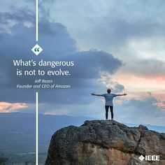 """1,120 Likes, 2 Comments - IEEE (@ieeeorg) on Instagram: """"Embrace growth and change. #Motivation #MotivationMonday #quote #qotd #IEEE #Engineer #Engineering…"""""""