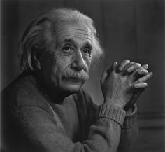 """Great spirits have often encountered violent opposition from weak minds."" Albert Einstein"