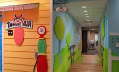 pictures of pediatric offices | Austin based Commercial and Municipal General Contractors | G. Creek ...