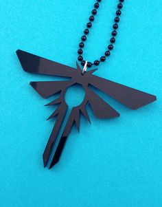 Handmade The Last Of Us, Firefly Necklace on Etsy, $11.97