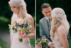 Sweet and Enchanting Love – Amy and Colm's Wedding by Christina Brosnan Magical Wedding, Perfect Wedding, The Lodge At Ashford, Ashford Castle, Ireland Wedding, Thistles, Lodge Wedding, Wedding Flowers, Wedding Dresses