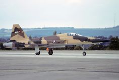 Royal Jordanian Air Force Northrop F-5E Tiger II