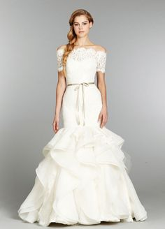 Wedding Dresses: Hayley Paige Fall 2013 Collection - Aisle Perfect