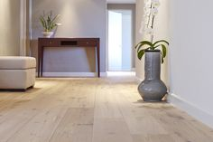 WOCA Maintenance Oil Diamond Active for oiled wood maintenance. Restores and revives oiled flooring. Wide Plank Flooring, Wooden Flooring, Diamond Oil, Denmark, Floors, At Least, It Is Finished, Interior, Projects