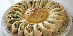 Beautiful & Delicious: Spinach Ricotta Sun Pie | Recipes & Drinks - BabaMail