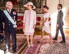 Reines & Princesses: Visite d'état du président indien en Suède - 1er jour