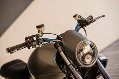 BMW R 1150 rockster by North East Custom