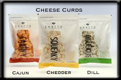 Cheese Curds from one of my favorite KC products