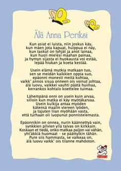 Finnish Words, Wisdom, Messages, Thoughts, Quotes, Quotations, Text Posts, Quote