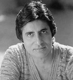 """Amitabh Harivansh Rai Shrivastava Bachchan is an Indian film actor. He first gained popularity in the early 1970s for movies like Zanjeer and Deewar, and was dubbed India's first """"angry young man"""" for his on-screen roles in Bollywood. Born: October 11, 1942 (age 73), Allahabad, India Height: 1.85 m Spouse: Jaya Bhaduri Bachchan (m. 1973) Children: Abhishek Bachchan, Shweta Bachchan-Nanda"""