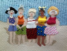 4-day class Back to the Beach - the Girls Reunited by Sandra Arthur