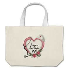 Shop Nurses Personalized Tote created by SweetRascal. Personalize it with photos & text or purchase as is! Nurse Gifts, Teacher Gifts, Large Canvas Tote Bags, Large Tote, Special Gifts, Great Gifts, Painted Bags, Teacher Appreciation Week, Employee Appreciation