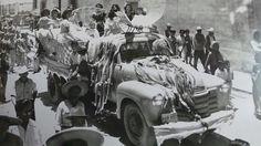 4o. CENTENARIO, EN 1950