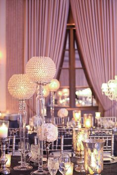 Upscale Gray and White Reception Decor | Reva Nathan and Associates https://www.theknot.com/marketplace/reva-nathan-and-associates-chicago-il-290427 | The Standard Club https://www.theknot.com/marketplace/the-standard-club-chicago-il-549689 | Robyn Rachel Photography https://www.theknot.com/marketplace/robyn-rachel-photography-chicago-il-376719