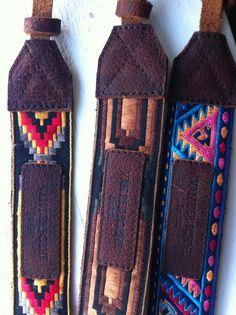 Camera straps #ethnic