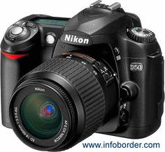 Digital SLR Cameras images   Nikon D50 Digital SLR Camera overview
