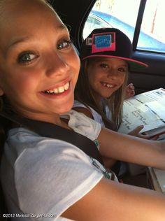The Ziegler girls! i want Mackenzies hat!!
