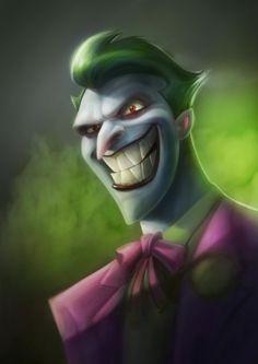 'Batman: The Animated Series' The Joker - Guilherme Gusmão de Freitas