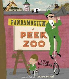 Pandamonium at Peek Zoo by Kevin Waldron