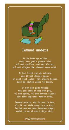 Kinderboekenweek 2016 Opa Sloddervos - http://onderwijsstudio.nl/kinderboekenweek-2016/