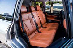 """レクサス LX570、日本初導入のフラッグシップ""""本格""""SUV"""