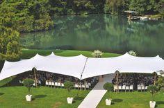 Hensel Outdoorevents – Zelte und Tipis mieten