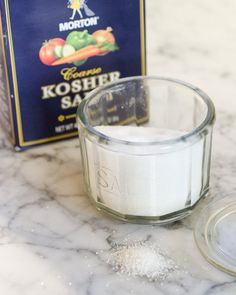 Kosher Salt: Where It Comes From & Why It's Called Kosher