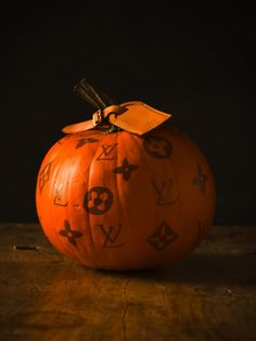 Louis Vuitton pumpkin