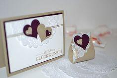 Hochzeitskarte, Goodie, Gastgeschenk, Raffaello, Hochzeit, Hochzeitsworkshop, Verpackung, Workshop, Linz, Ebensee, Stampin' Up!