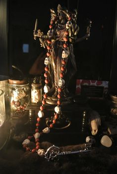 Hekate Prayer Beads