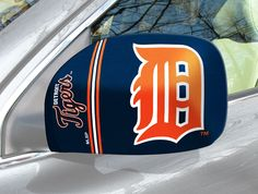 Detroit Tigers MLB Mirror Cover – Small