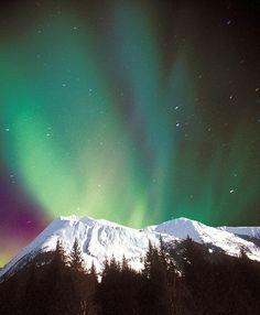 pinterest.com/fra411 #aurora #borealis - Alaska and Aurora Borealis