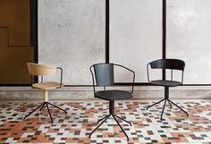 UNCINO, DESIGNED BY RONAN & ERWAN BOUROULLEC