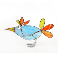 bluemulticolorbird